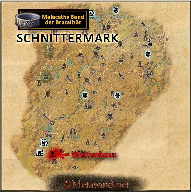 eso_antiquitaeten_spuren_1s1_Malacaths Band der Brutalität Schnittermark