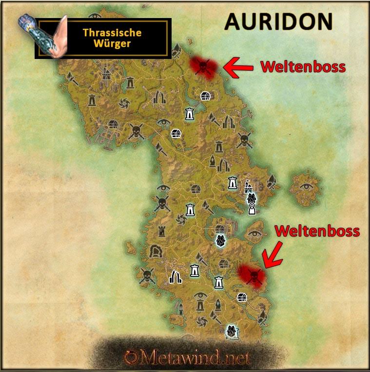eso_antiquitaeten_spuren_4s3_Thrassische Würger Auridon