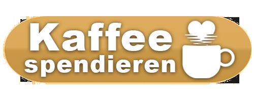 Eine Tasse Kaffee spendieren