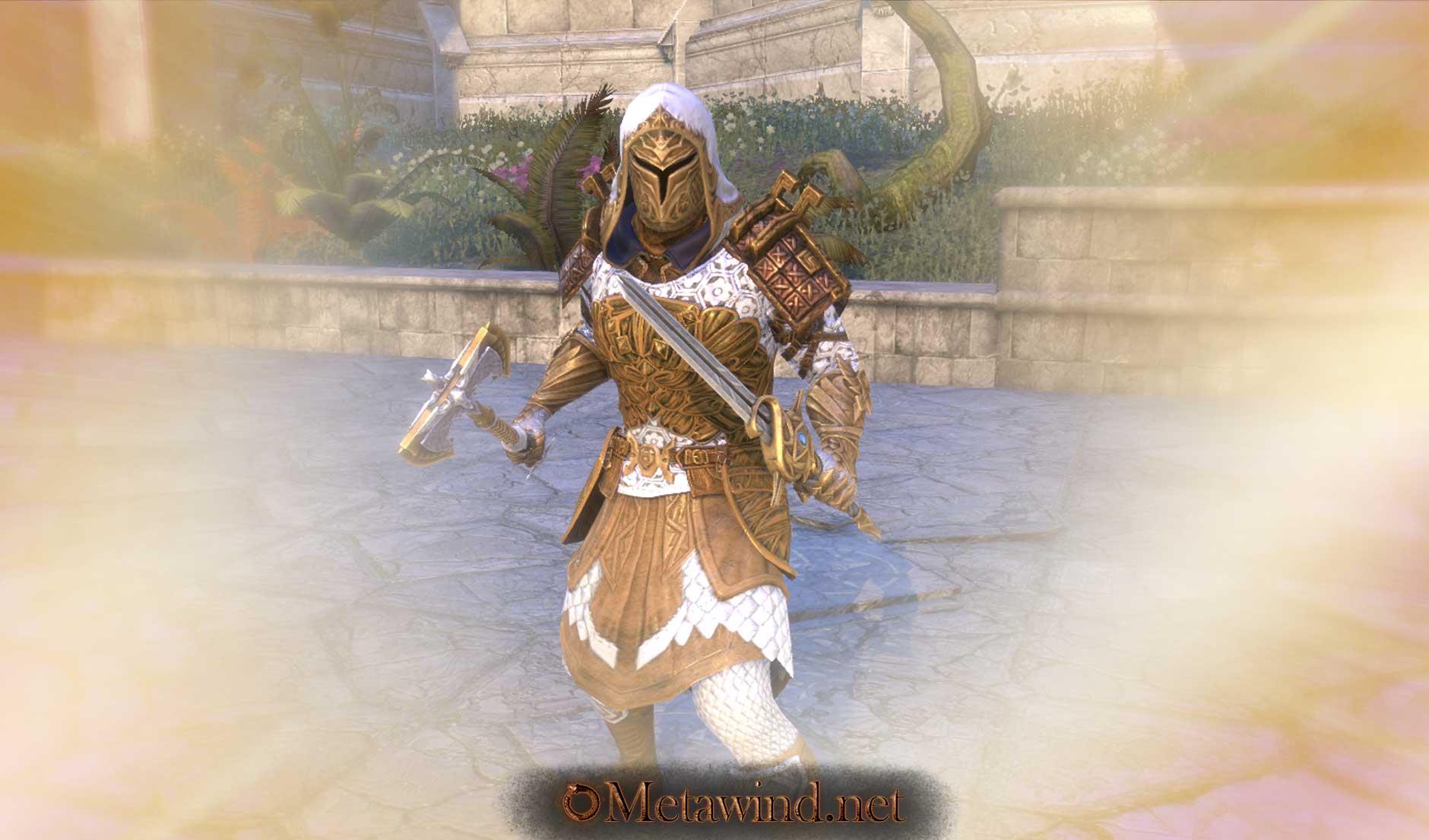 One-Bar-Ausdauer-Templar